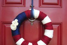 Texas decorations / by Lacie Beall