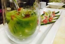 Casa Rolandi Restaurant Gourmet & yacht club / Cocina, expresión a través el alimento