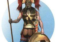 ancient warriors - warfare