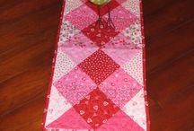 Valentine's sewing