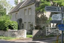 The Cotswolds / This is perfect pastoral England. Get a great  fix of glorious scenery, nibbled by sheep that shaped the fortunes of the region; explore bucolic villages of honey-coloured stone;  visit gracious country manors and gardens.