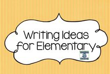 Writing Ideas for Elementary