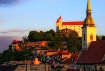 Bratislava, ciudad encantada