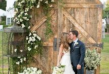 wedding doors