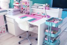 escritorio para cuarto