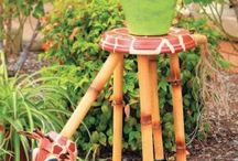 deco de jardin