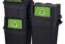 Recycling bin ideas