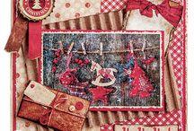 Studiolight vintage kerstkaarten