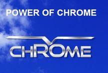 Chrome Design Ideas / POWER OF CHROME. PERFECT MIRROR-LOOK CHROME FINISH. ON ANY SURFACE.