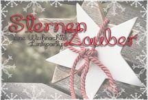 Sternenzauber - eine Nähblogger-Adventszeit / #diy #nähen #basteln #koche #food #rezepte #weihnachten #advent #adventszeit #nähblogger #bloggen #blog
