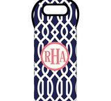 Hostess Gifts / Three Hip Chicks love a party!  We have tons of great monogrammed gifts for the hostess with the mostest!