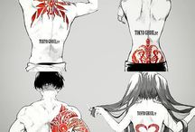 """Tokyo Ghoul / ♡      All things with anime """"Tokyo Ghoul"""" :>      ♡"""