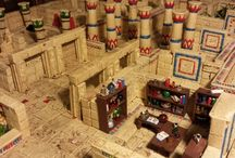 Wargaming Terrain - Egyptian