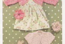 Boleros / Knitting fir tots