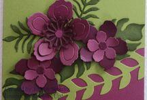 Kukkakortteja - Botanical blooms / kukkakortteja