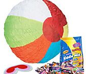 Beach Theme Party Ideas / If you're missing the sand between your toes, it's time for a Beach themed party! Check out our party supplies and ideas to plan the perfect summer bash!