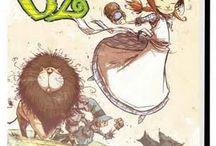 "Graphic Novels / ""Literature"" Graphic Novels"