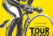 Affiches du Tour de France