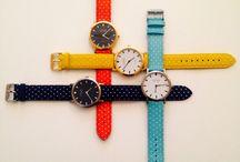 Relojes. Watch me