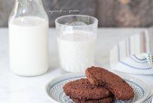Cookies / Cookie Recipes, gluten-free, sugar-free options