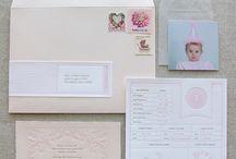 Baby/Kids Invites & Stationery
