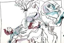Susanne Haun - art - drawing / Susanne Haun  Das Werk der Berliner Zeichnerin Susanne Haun ist durch intensives Naturstudium und die Auseinandersetzung mit künstlerischen Vorbildern geprägt. Sie hat sich mit verschiedenen Techniken der bildenden Kunst auseinandergesetzt, bevor sie 2008 entschied, sich auf die Zeichnung zu konzentrieren und Konzepte und Objekte zu erarbeiten. Verschiedene öffentliche und private Ankäufe in Deutschland, Österreich, Schweiz, Irland, Spanien und USA.
