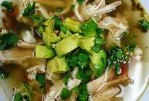 Soups / Delish soups