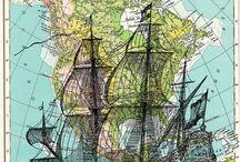 Корабли и путешествия