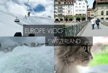 switzerland vlog!