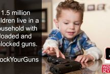 Our TALK Project / The TALK Project puts life-saving information in the hands of over 500,000 Southern California elementary school families—printed materials available in Spanish and English that help parents and caregivers talk with their children about guns and, importantly, help parents and caregivers talk with their friends, neighbors, and family about guns and safe gun storage. Free gun locks are also distributed upon request.