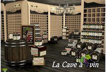 Sims3 -Interior-