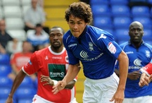 Will Packwood / by Birmingham City Football Club