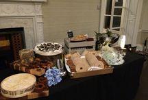 #Wedding Evening Food - Artsian Tasting Selection