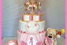 Cake battesimo