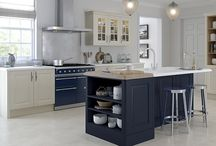 Smooth Painted Kitchens / Collection of Smooth Painted Kitchens by First Impressions