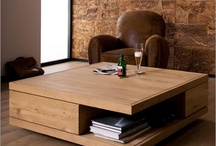 Inspiration: Furniture