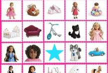 Faith's American girl stuff
