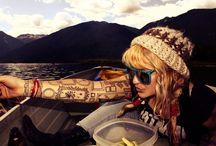 Tattoos <3  / by Meghan Richardson