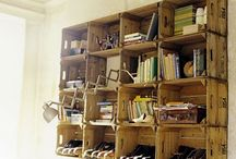Bookshelvess
