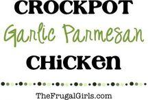 Crockpot Recipes / by Diana Milligan