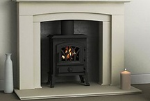 Fireplace and multi-fuel burner