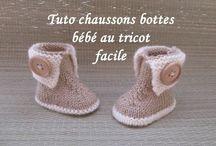 bottes bebe