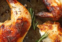 Recipe / Roasted Chicken