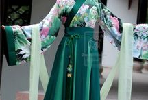 Hanfu dress