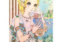 япoнские раскраски