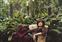 bgsi / botanical garden shoot ideas