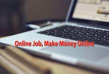 Online Job | Part time job | Make Money Online | Online jobs sites