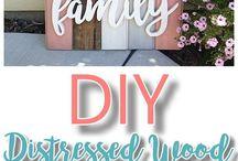 DIY House Decor Fun