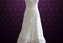 Vintage Wedding Dresses / Ieie's Dress Boutique vintage inspired wedding dresses