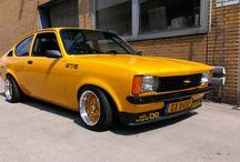 Kadett coupe GT/E
